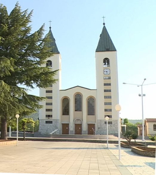 2006年主教到訪黙主哥耶