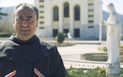 默主哥耶的本堂神父 Fr. Marinko Sakota 給我們的鼓勵 2020年3月19日