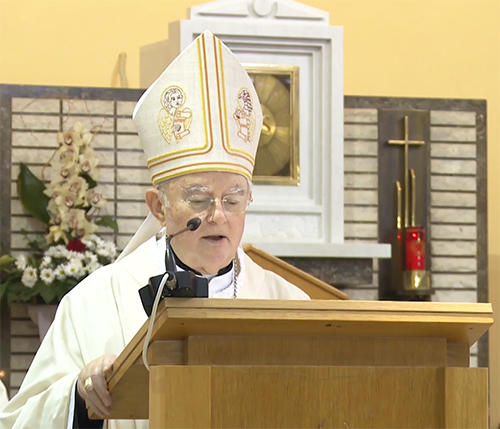 總主教 Henryk Hoser 的復活節問候
