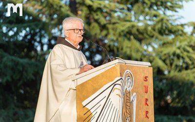 伊凡神父 (Fr. Ivan Dugandžić): 讓我們感恩聖母稱我們做「親愛的孩子」