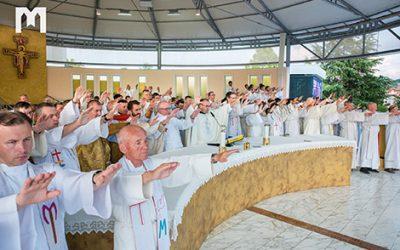 2020年度的国际司铎灵修退省