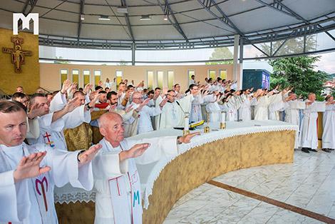 2020年度的國際司鐸靈修退省