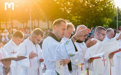 教理講授: 為司鐸祈禱