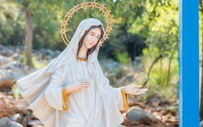 教理講授: 聖母元后瞻禮