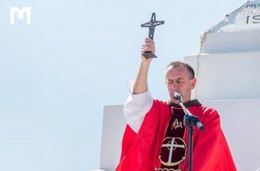 方濟會Damir Pavić 神父在十字架山 – 我們的生活是標誌著十字架