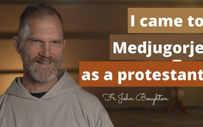 John Boughton神父的天主教歸依及聖召