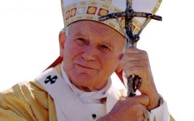 教理講授: 聖若望保祿二世:天主的愛