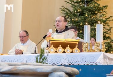 方濟會赫斯高雲拿省會長和歐洲方濟小兄弟聯會會長的聖誕文告