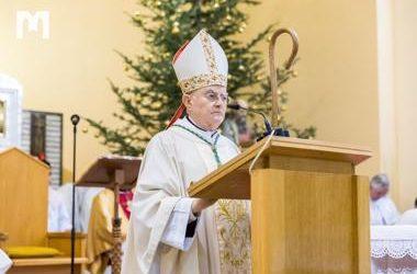 默主哥耶堂區觀察員總主教Henryk Hoser的聖誕祝賀