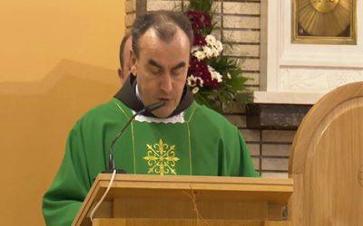講道: 默主哥耶堂區司鐸 Marinko Šakota (2021年1月30日)