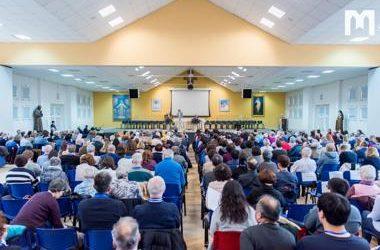 第27届国际灵修退省,特别为朝圣主办单位、和平中心领导人,以及默主哥耶祈祷和慈善团体领导人