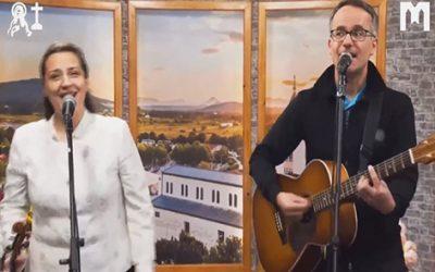 音樂: Shalom (Melinda & Roland)