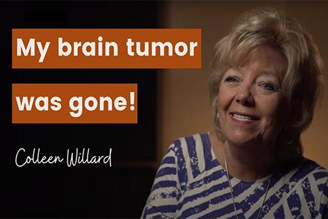 Colleen Willard – 默主哥耶的奇蹟醫治