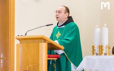 Miljenko Šteko方濟會赫斯高雲拿省會的復活節文告