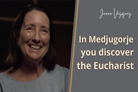 Juana Vázquez – 在默主哥耶我發現了聖體